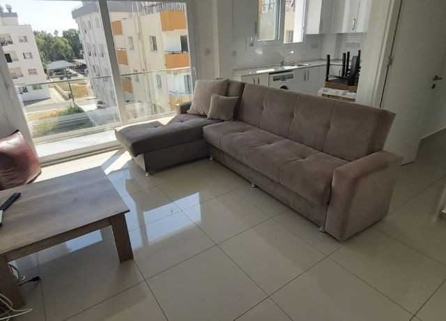 North Cyprus,Famagusta,Kaliland area,2+1 flat furnished for rent