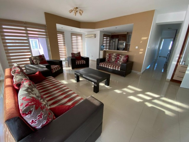 North Cyprus,Famagusta,Kaliland area 3+1 flat furnished for rent