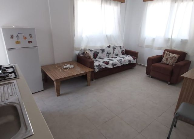 North Cyprus,Famagusta city center,1+1 flat furnished, for rent