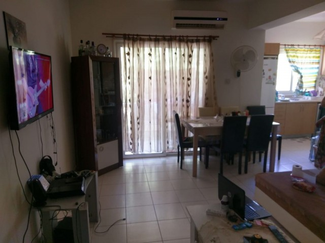 North Cyprus,Famagusta city center( Close to EMU university),1+1  flat furnished for rent