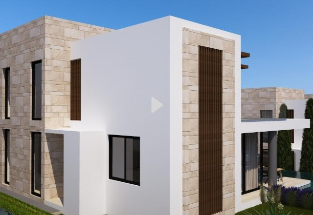 VILLAS WITH PRIVATE POOL FOR SALE IN KYRENIA ''BEGONVILLAS''
