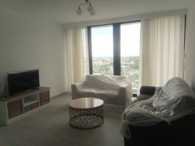 1 bedroom luxury brand new apartment for rent in the center of Kyrenia