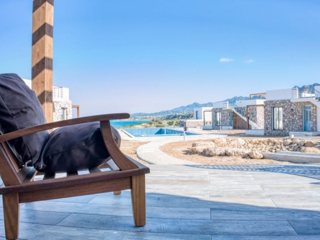 Sea Front Bungalow For Sale In Bahceli area