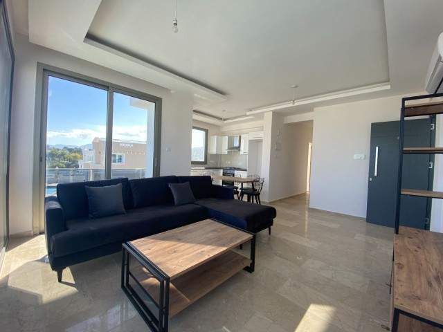 2+1 apartment for rent in Kyrenia, Catalkoy
