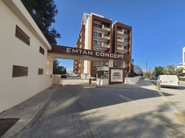 2+1 apartment for rent in Kyrenia Center / Fully furnished
