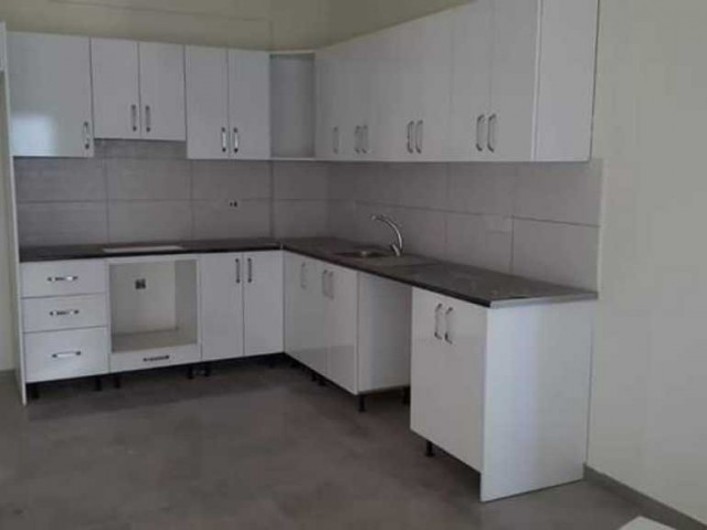 New apartment with 2 bedrooms for sale in Famagusta Çanakkale area