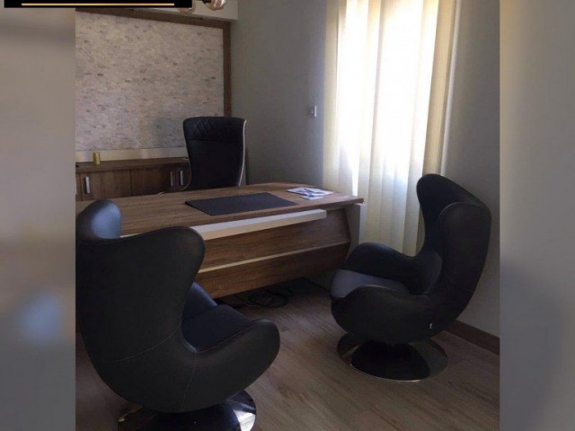 Great Business Opportunity Office For Rent Suitable For Any Kind Of Business Best Location in Girne.