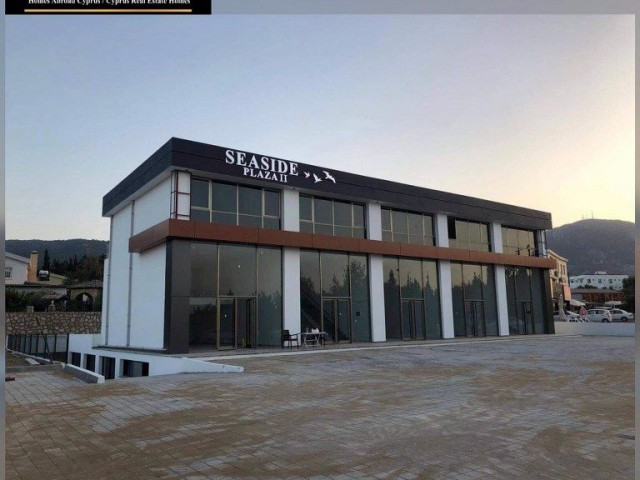 Great Business Opportunity Office For Rent Suitable For Any Kind Of Business Best Location Alsancak Main Road Girne.
