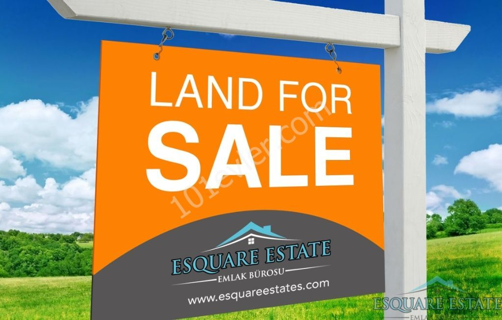 Plot For Sale in Sipahi, Iskele