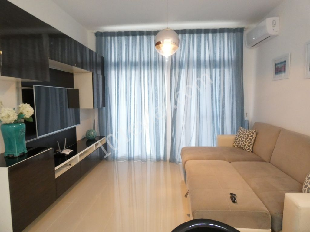SPECIAL DISCOUNT: Luxury 1 bedroom Sea front Ceaser Beach - Bogaz/iskele NO COMMISSION