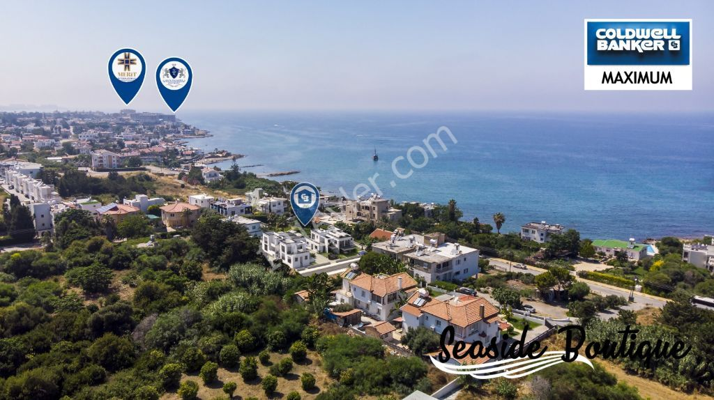 1 Bedroom Luxury Flat For Sale in Karaoglanoglu in Kyrenia