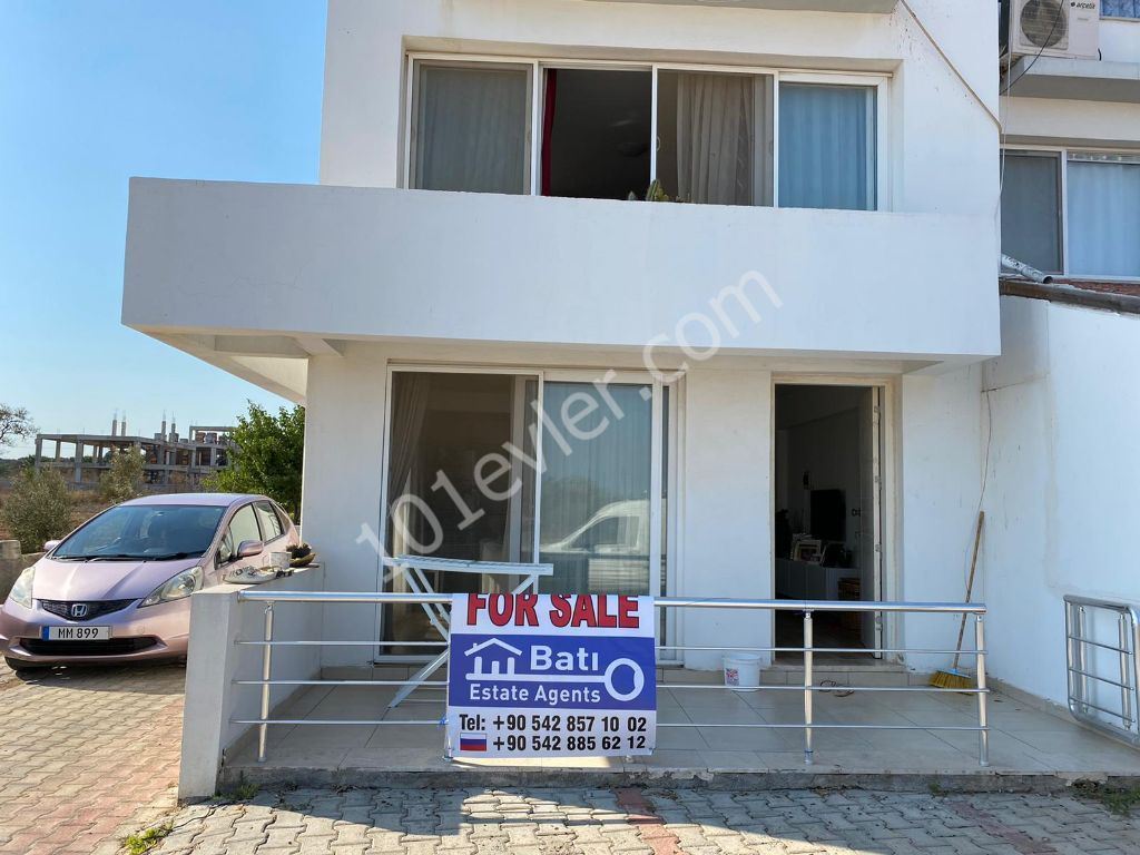 2 BEDROOM DOUBLE FLOOR APARTMENT FOR SALE IN BAFRA 49.999 stg