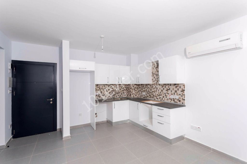 Kyrenia Center 1 Bedroom New Apartment for Sale