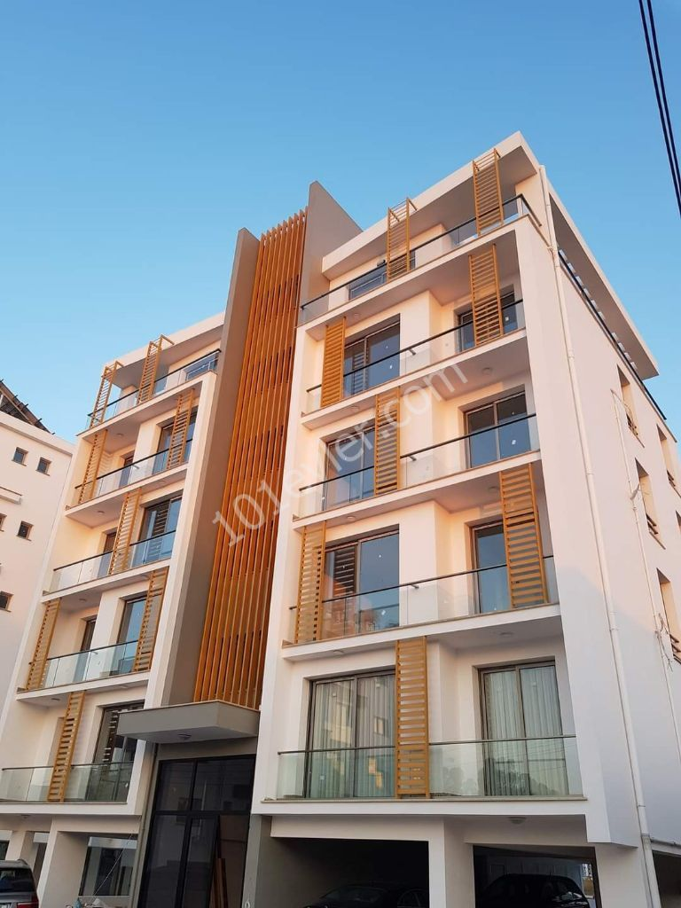 LUXURIOUS TWO BEDROOM PENTHOUSE - DEREBOYU REGION OF NICOSIA