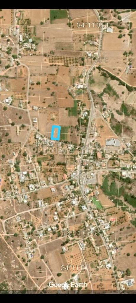 Plot For Sale in Derince, Iskele