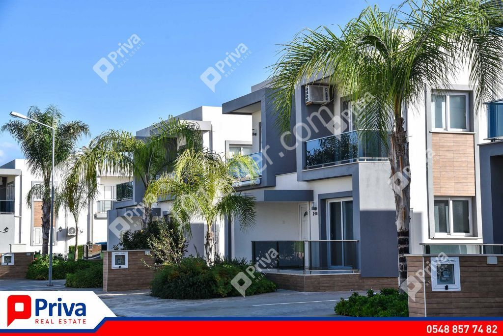 KIBRIS İSKELE LONG BEACH'DE SATILIK DAİRE