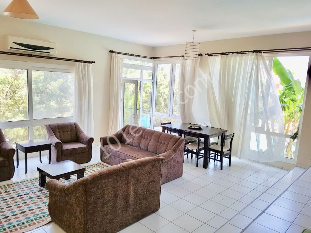 3 1 Ground Floor Apartment with Garden and Swimming Pool